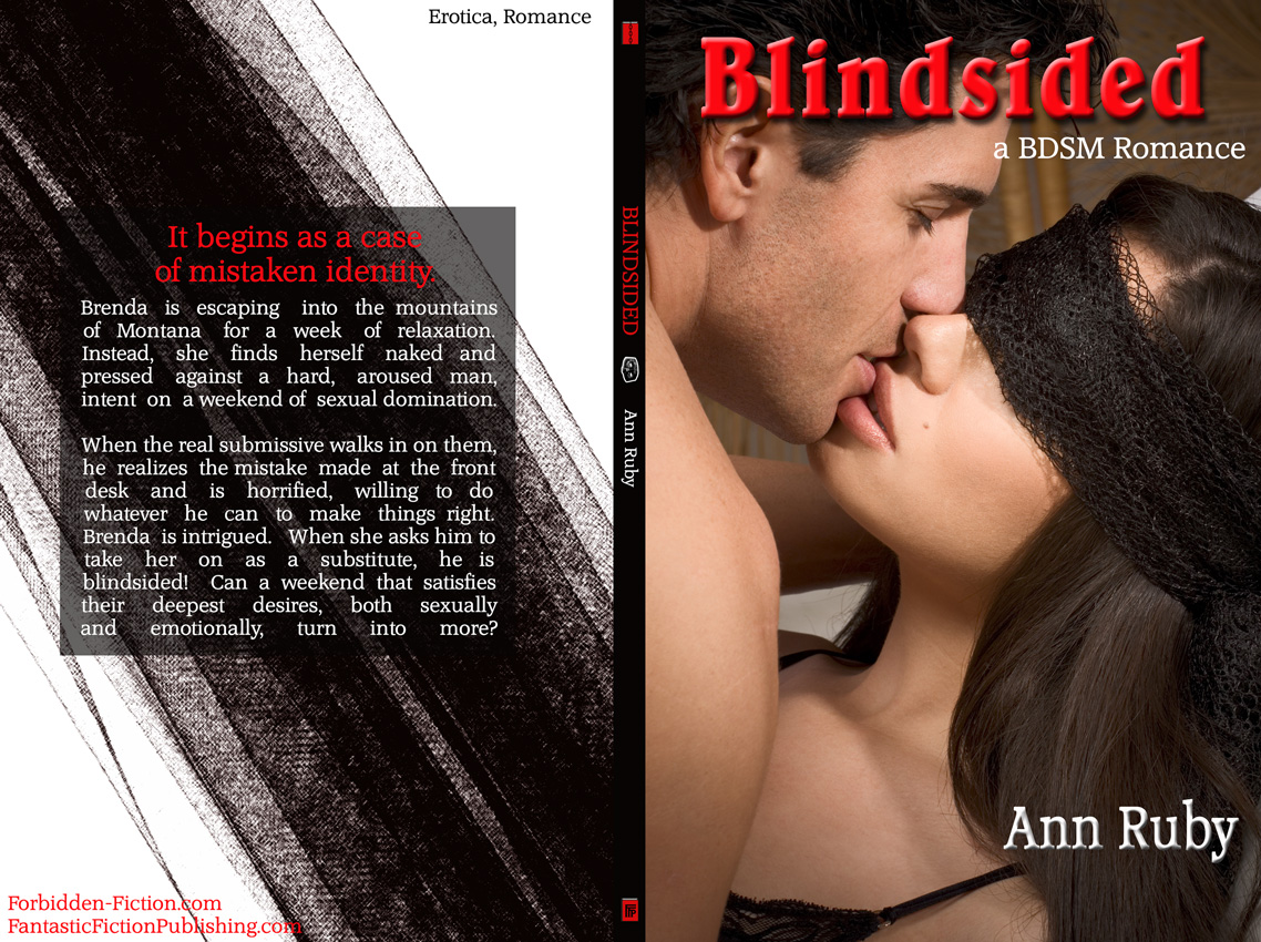 Full cover for Blindsided