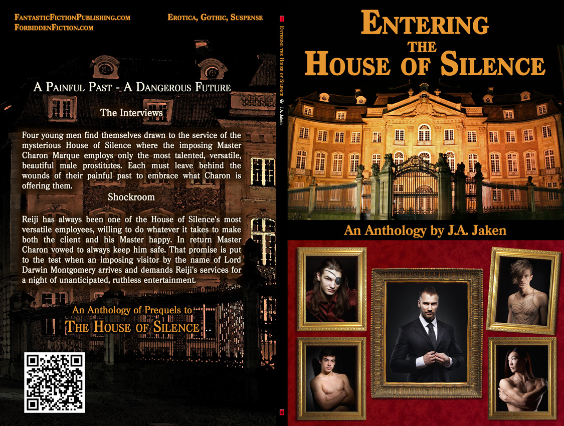 Full cover for Entering the House of Silence