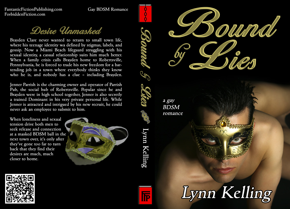 Full cover for Bound by Lies