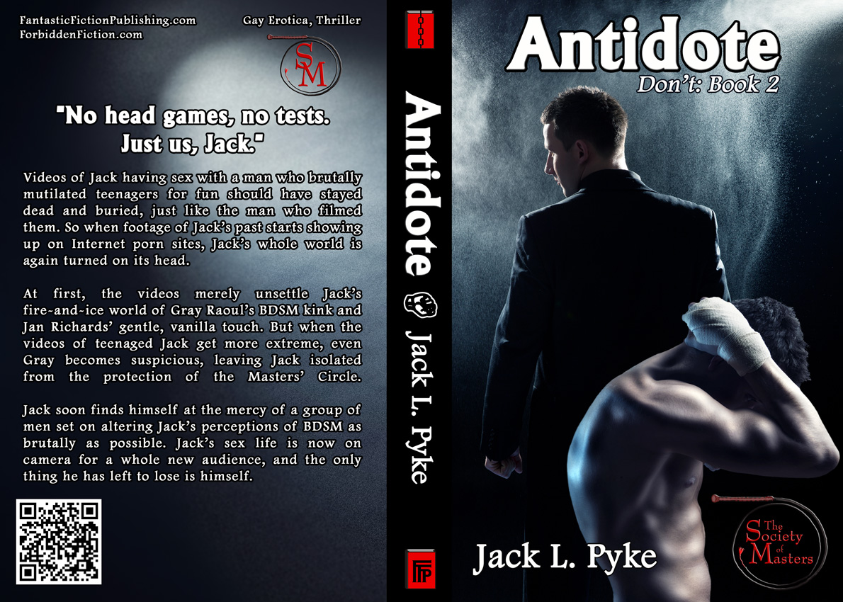 Full cover of Antidote
