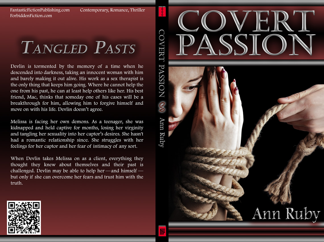 Full cover for Covert Passion