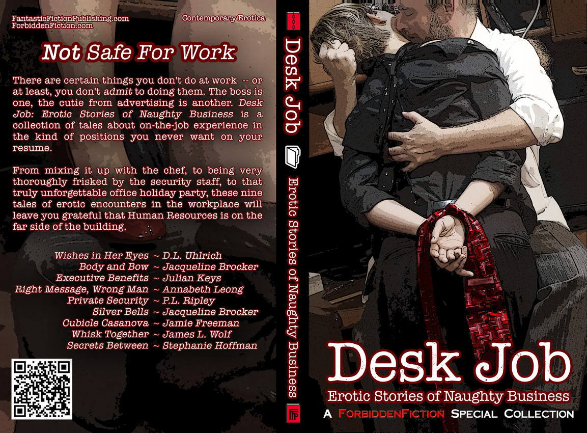 Full cover for Desk Job