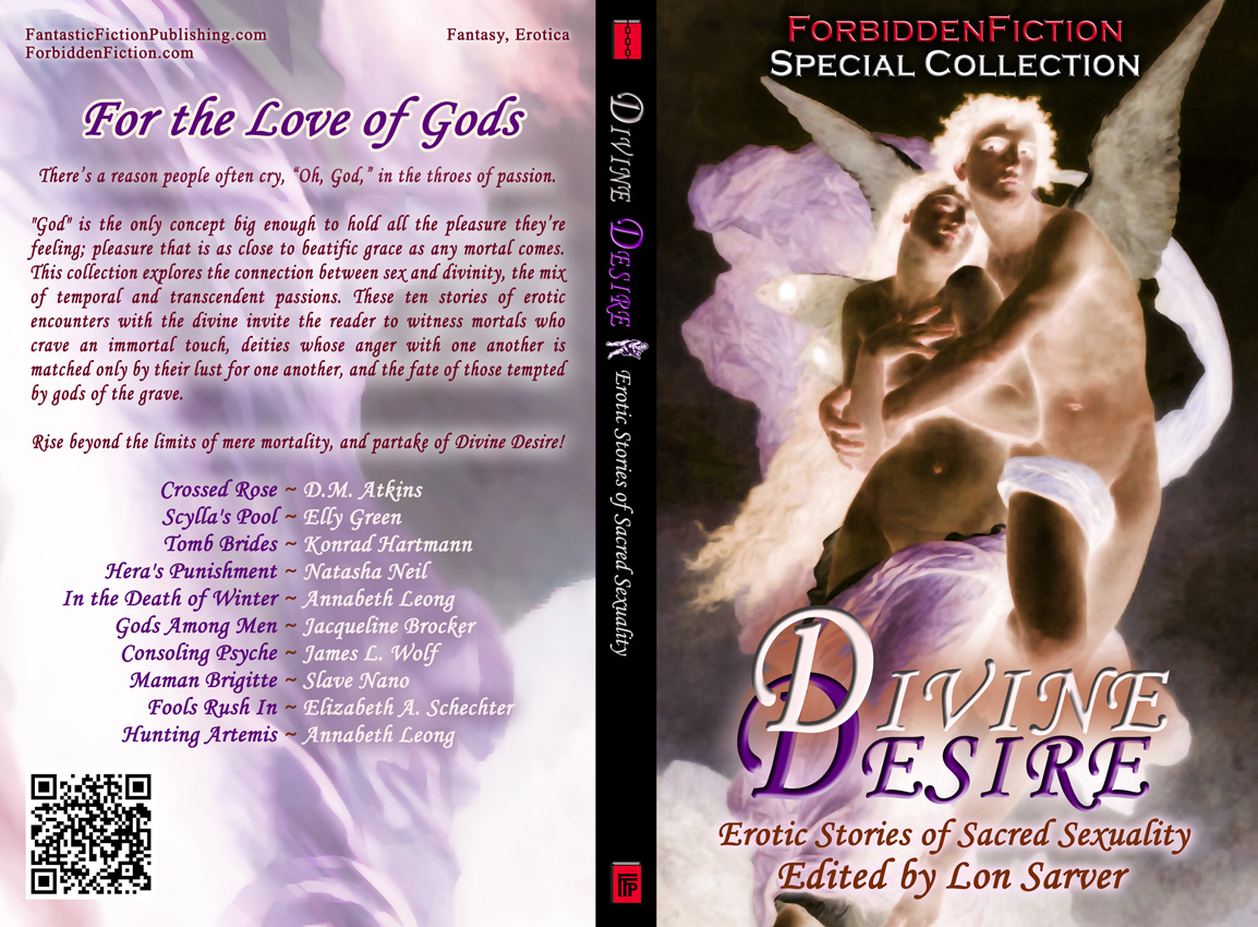 Full cover of Divine Desire