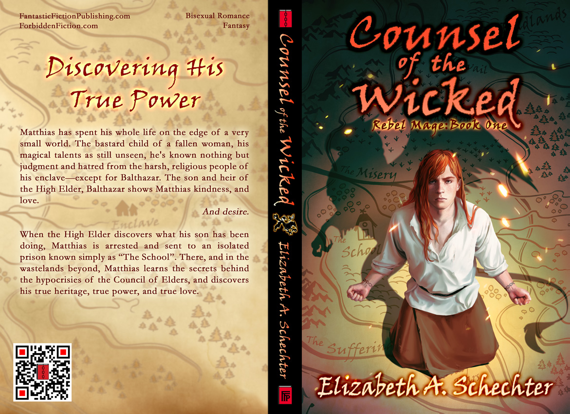 Full cover for Counsel of the Wicked