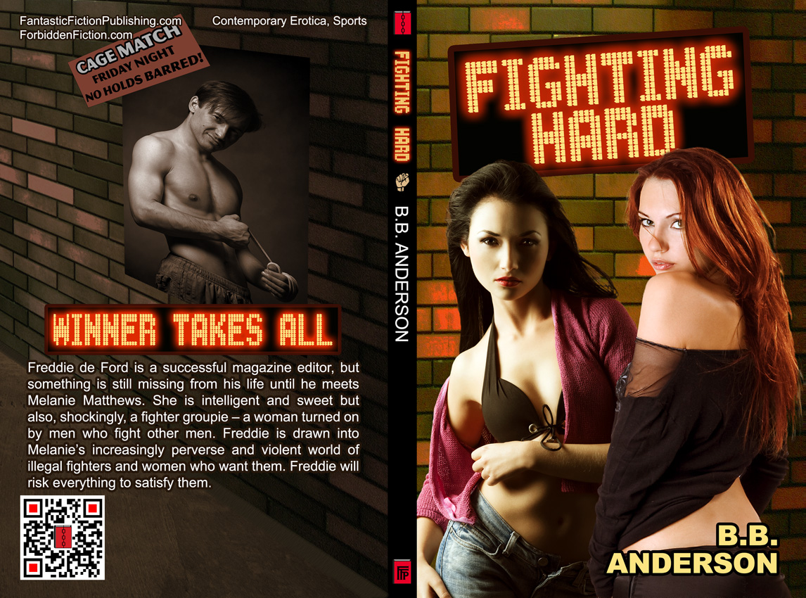 Full cover for Fighting Hard
