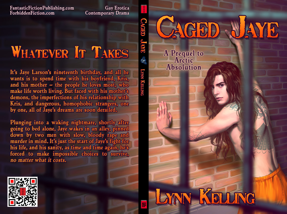 Full cover for Caged Jaye