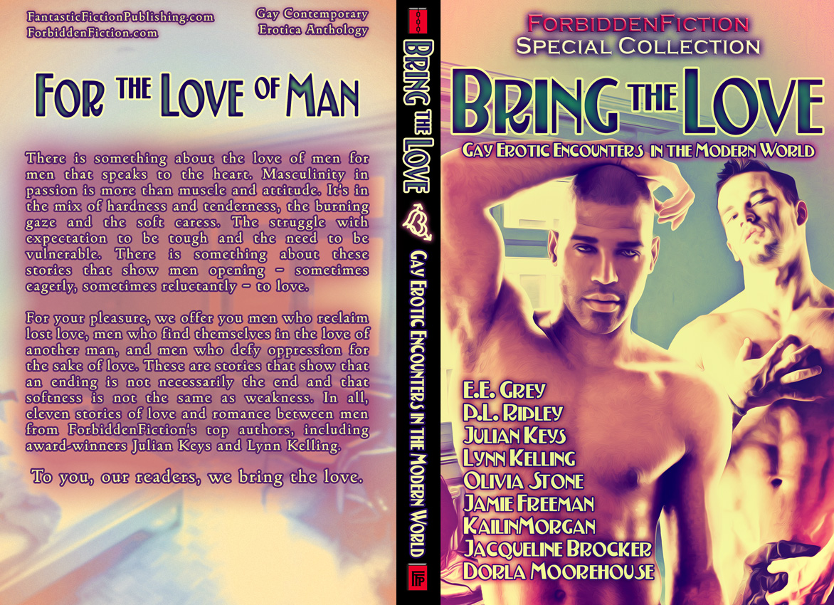 Full cover for Bring the Love