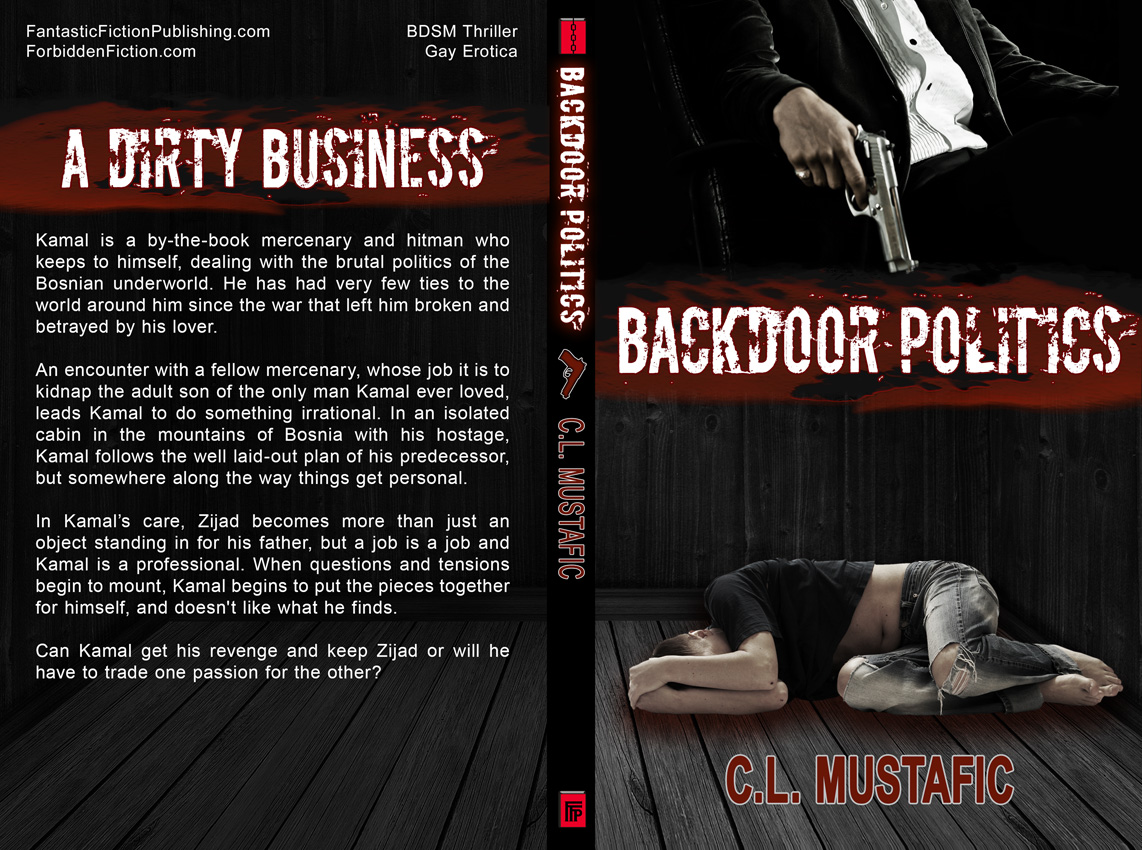 Full cover for Backdoor Politics