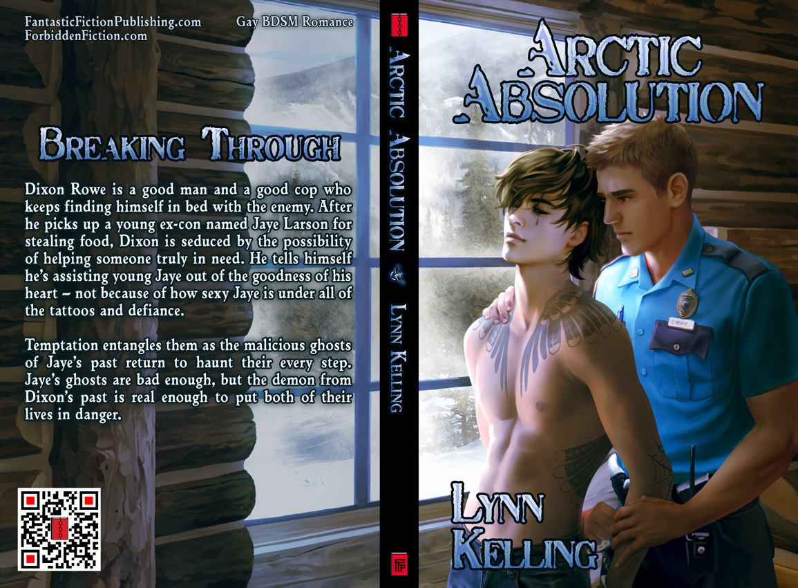 Full cover for Arctic Absolution